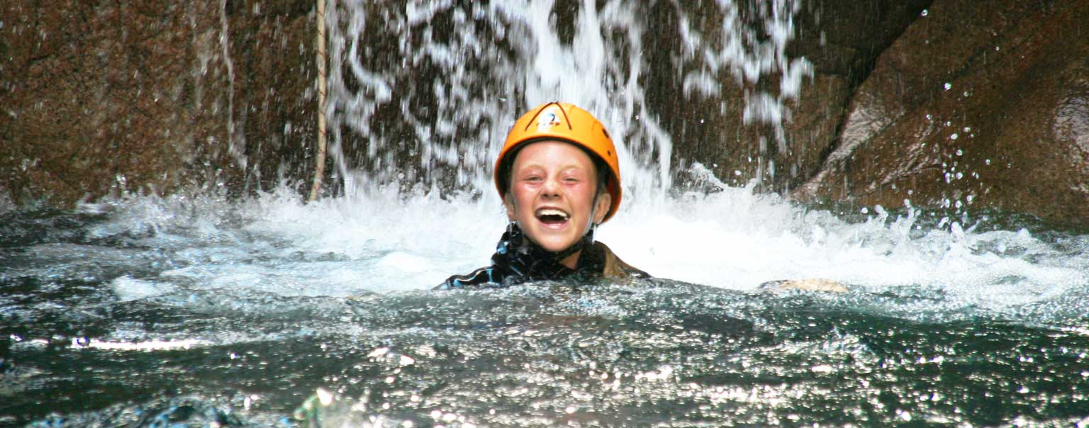 canyoning corse pulischellu